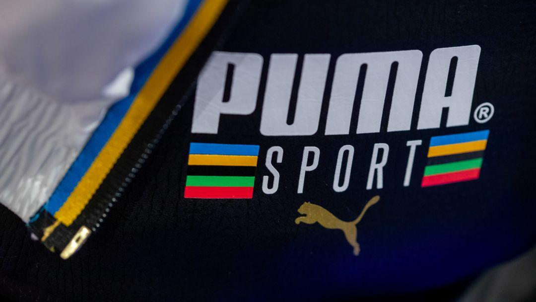 Der Sportartikelhersteller Puma ist mit einem Umsatzplus ins laufende Jahr gestartet.