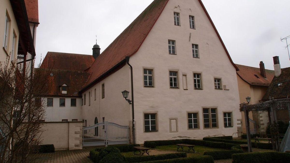 Flügel des Karmeliterklosters in Weißenburg