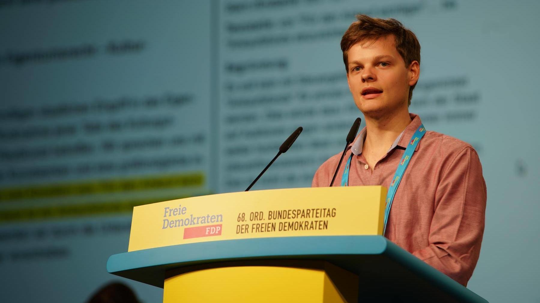 FDP-Kandidat Hackemann: Der Brexit-Beobachter