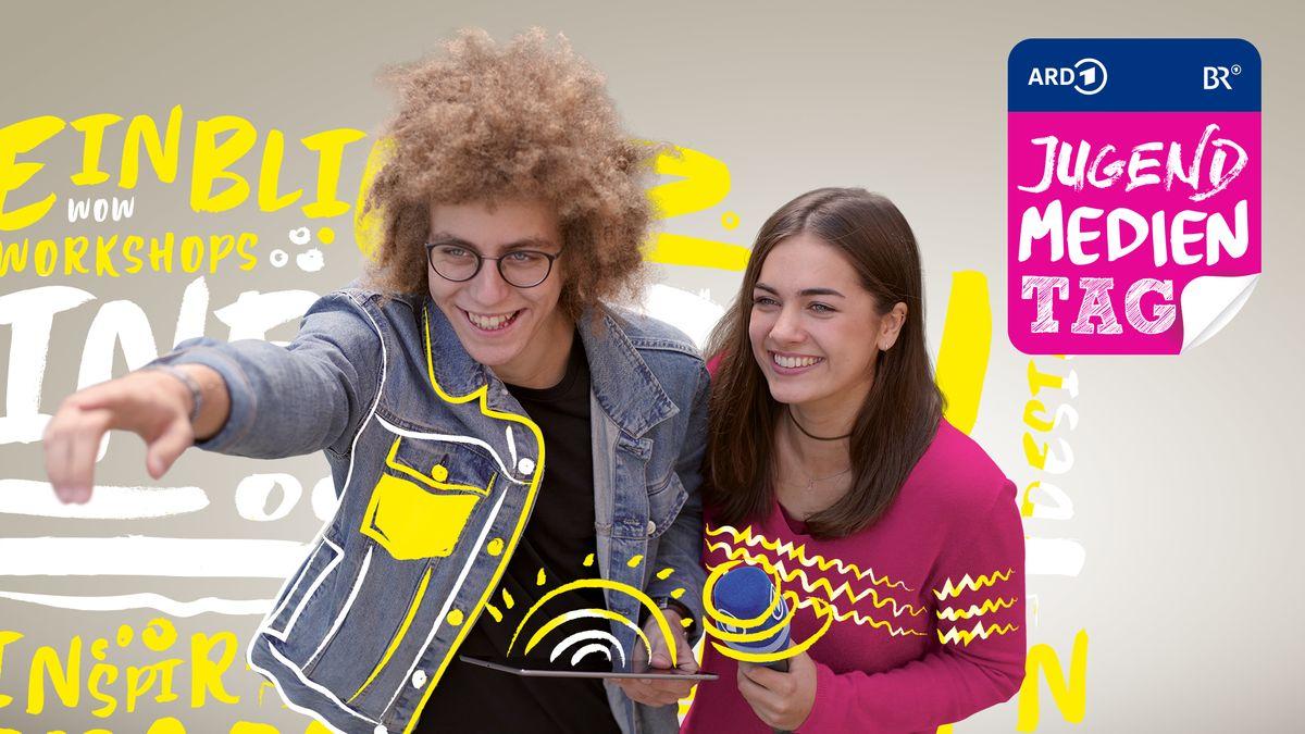 ARD-Jugendmedientag in Niederbayern und der Oberpfalz