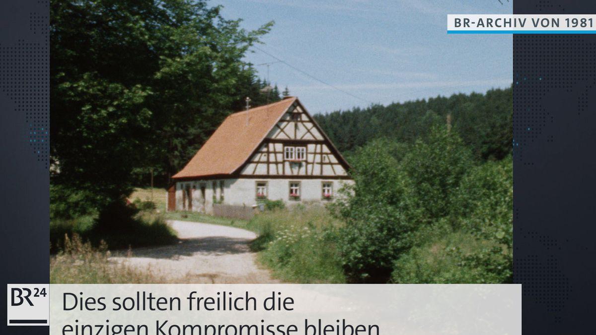 Haus im Naturpark Steigerwald