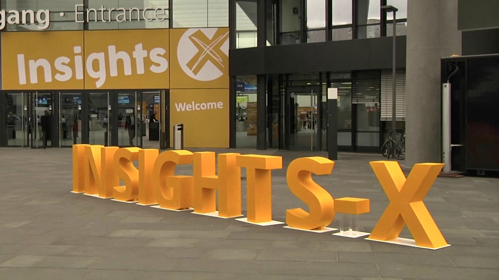 Fachmesse Insights-X