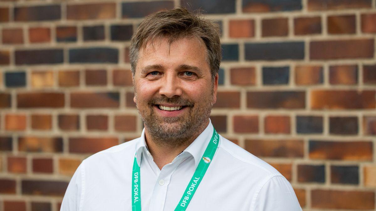 Schweinfurt-Geschäftsführer Markus Wolf