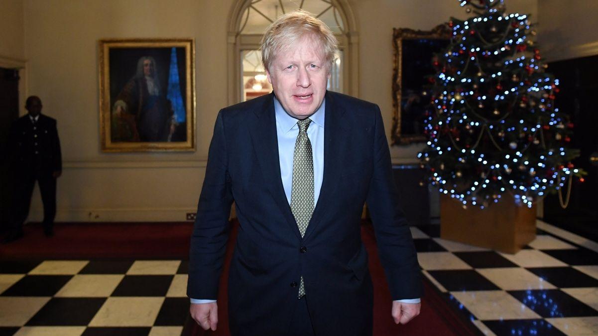 Nach der Parlamentswahl in Großbritannien: Der britische Wahlsieger Boris Johnson