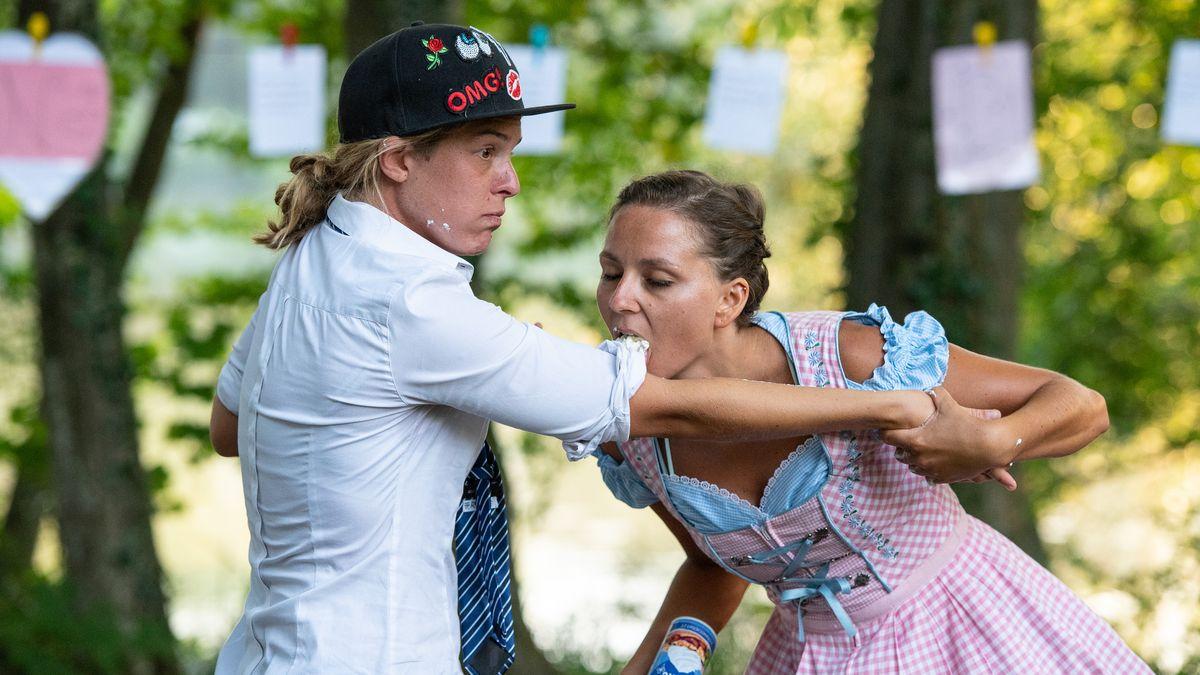 Nikola Jaritz und Patrizia Unger