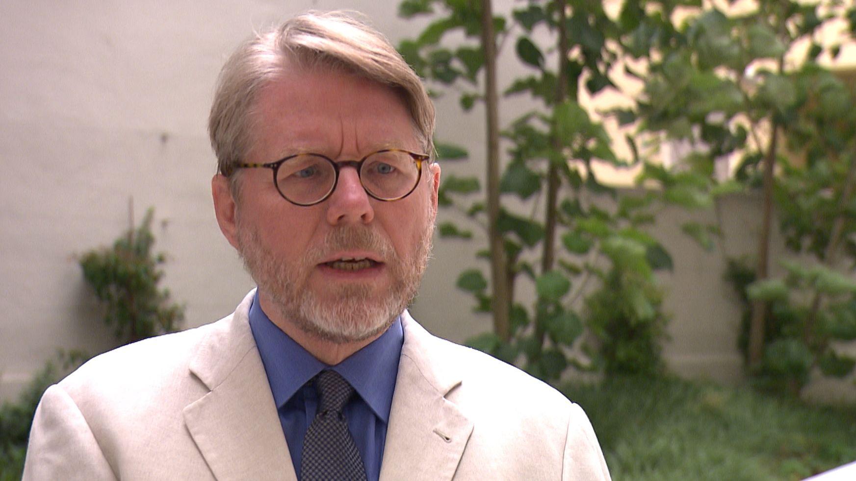Hans-Eckhard Sommer, Präsident des Bundesamtes für Migration und Flüchtlinge (Archivbild)