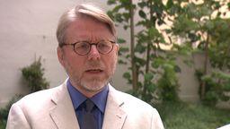 Hans-Eckhard Sommer, Präsident des Bundesamtes für Migration und Flüchtlinge (Archivbild)   Bild:BR