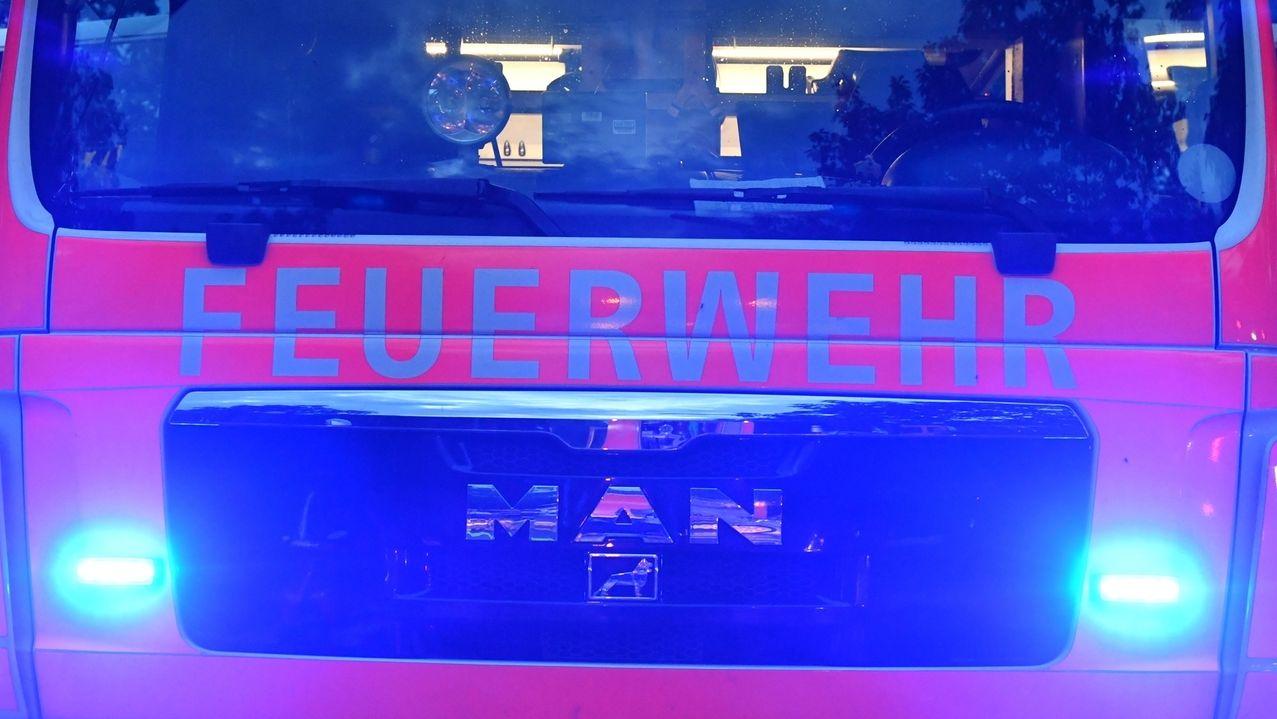 Feuerwehr Einsatz (Symbolbild)