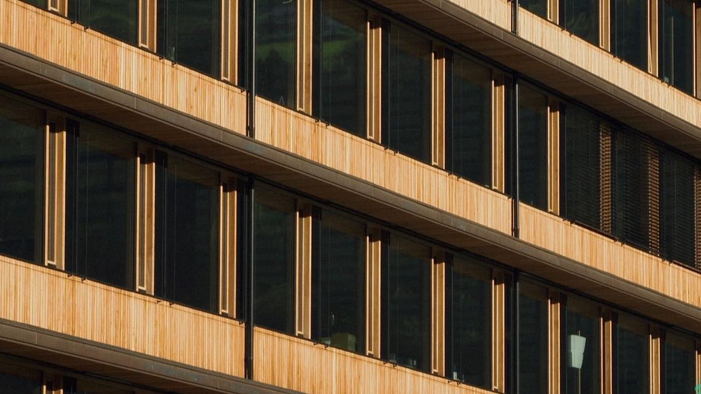 Faszination Wissen | 20.02.2020 : Holz: Alter Baustoff - neu gedacht
