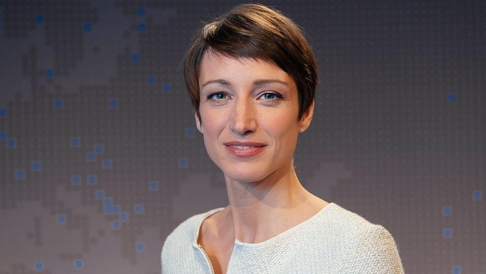 BR24 Rundschau Moderatorin Sophie von Puttkamer