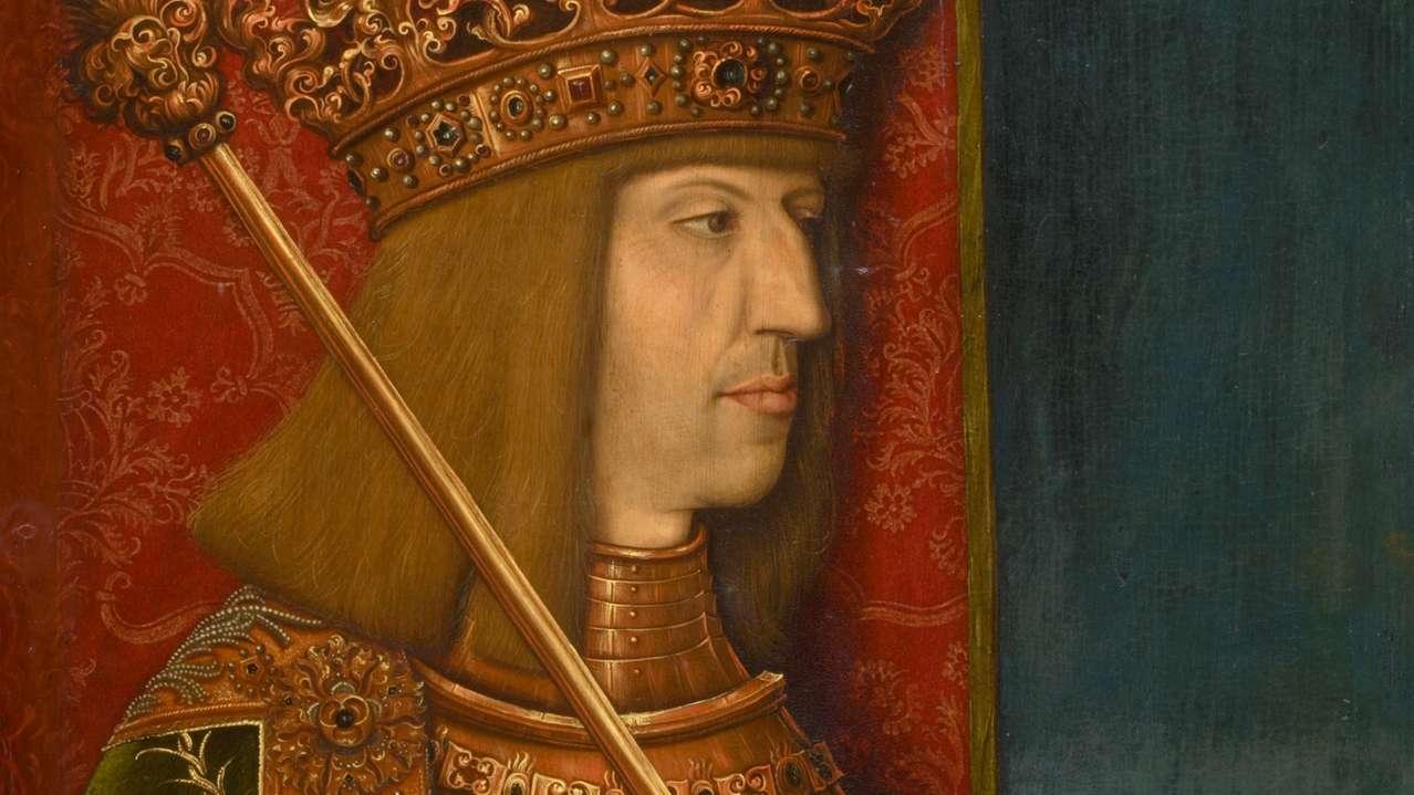 Gemälde von Bernhard Strigel (nach 1507)