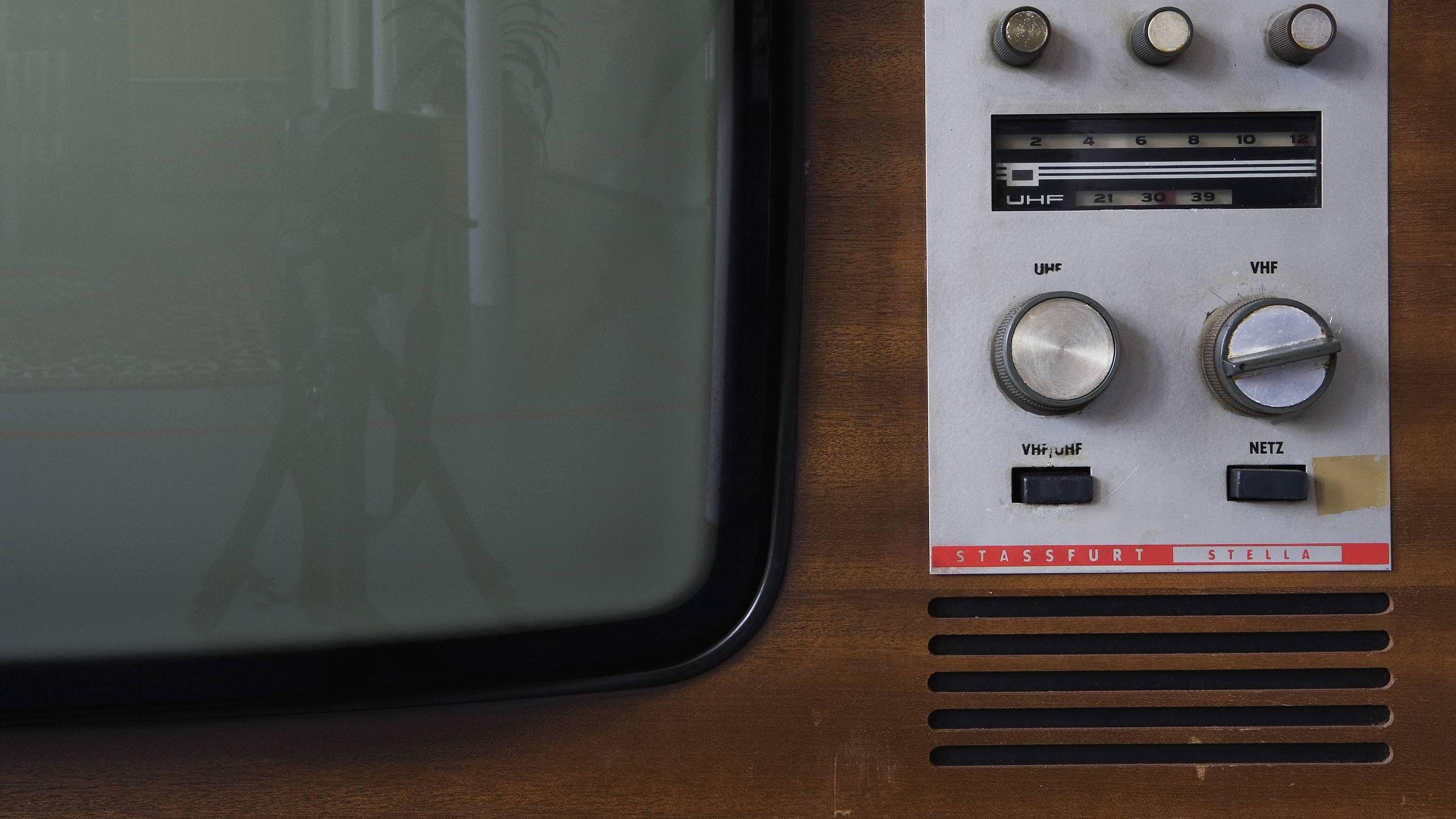 """DDR-Fernseher """"Stassfurt Stella"""""""