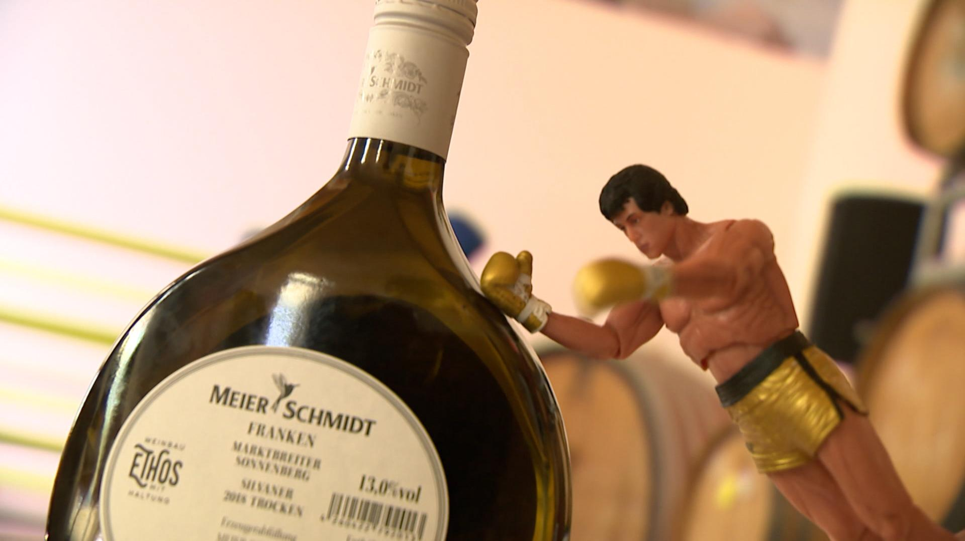 Weinwettkampf : Battle (nicht nur) um den Bocksbeutel