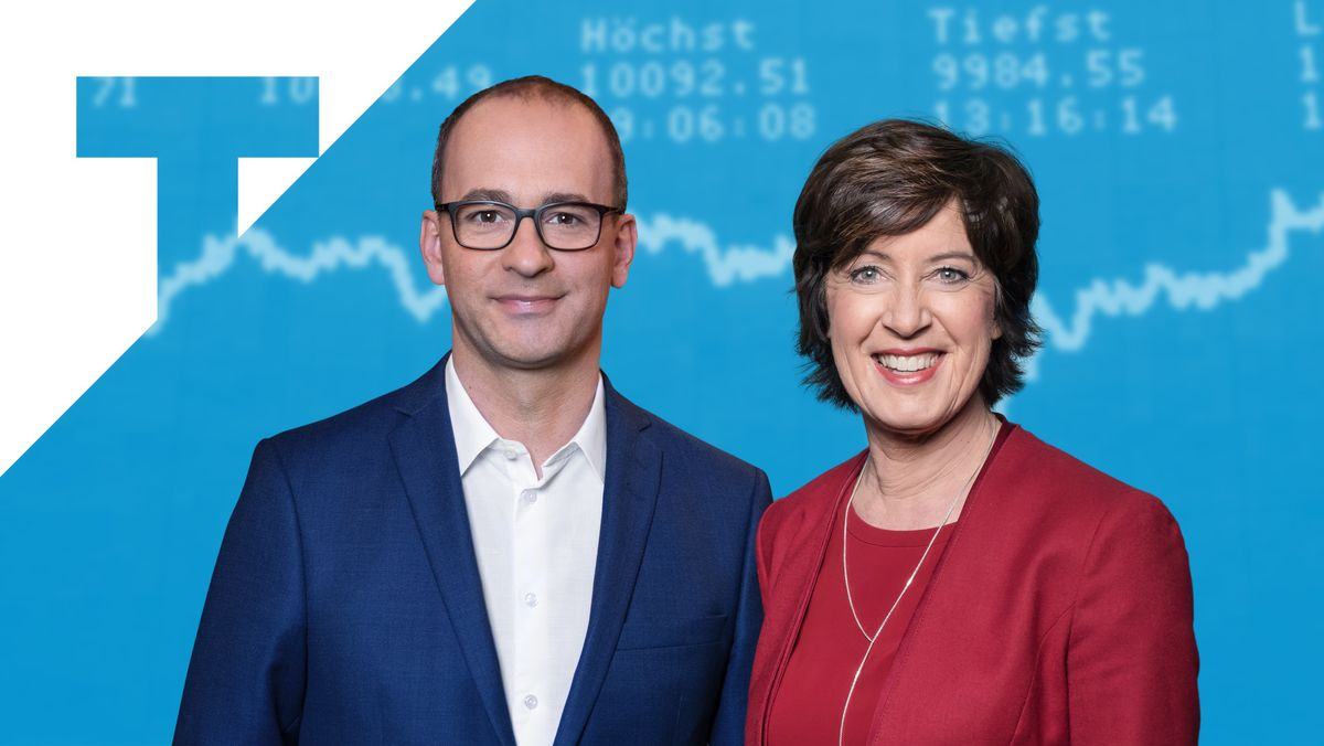 Durch das BR Thema führen Moderatorin Ursula Heller und BR-Chefredakteur Christian Nitsche.