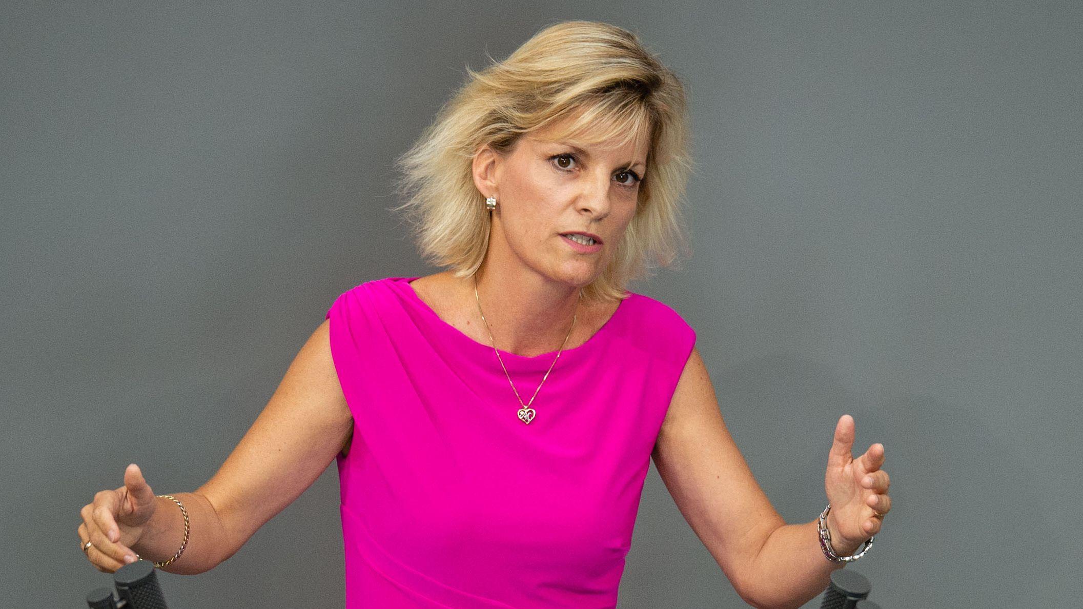 Daniela Ludwig (CDU/CSU) - neue Drogenbeauftragte der Bundesregierung