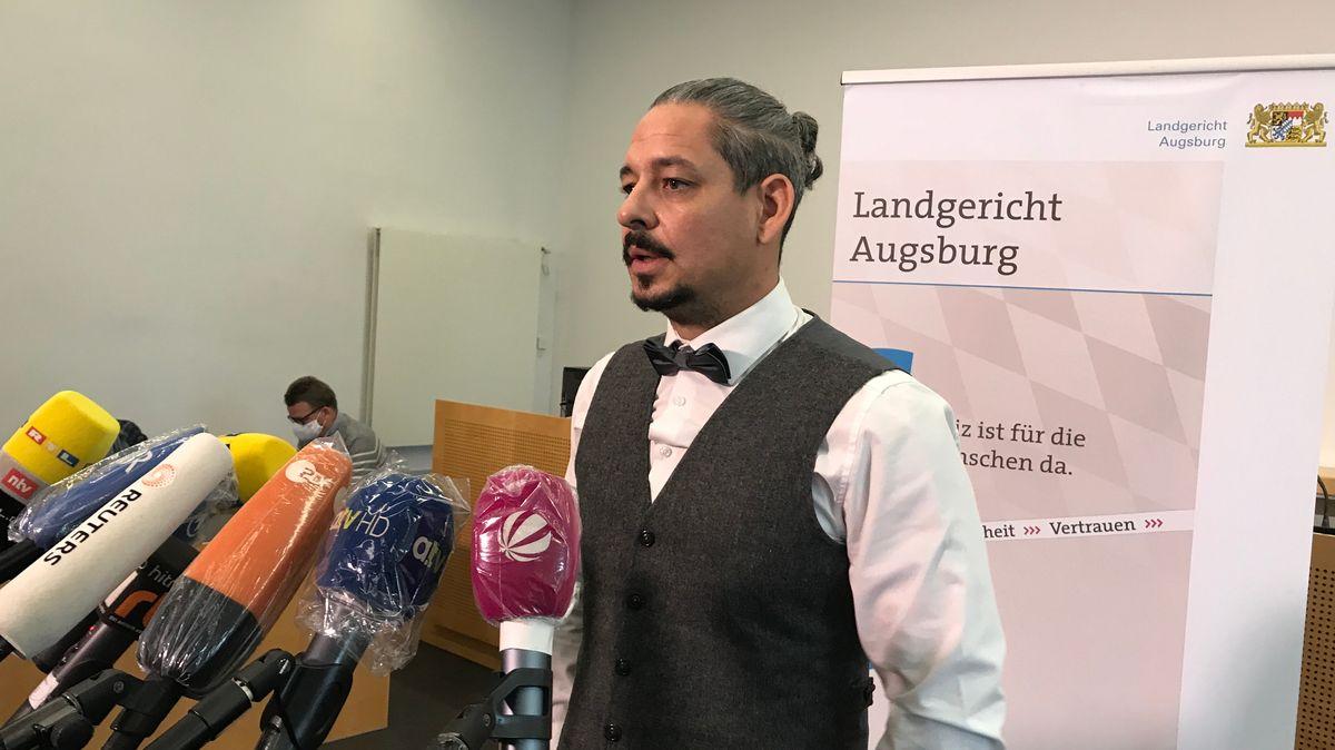 Marco Müller, Verteidiger des Hauptangeklagten