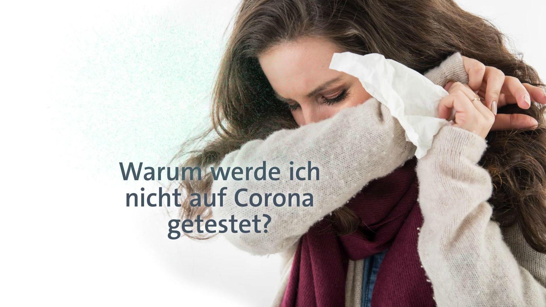 #fragBR24💡 Corona: Warum wird nicht generell getestet?