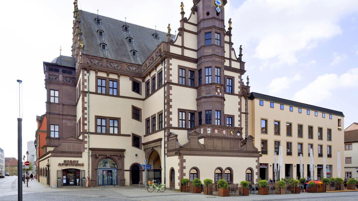 Rathaus von Schweinfurt