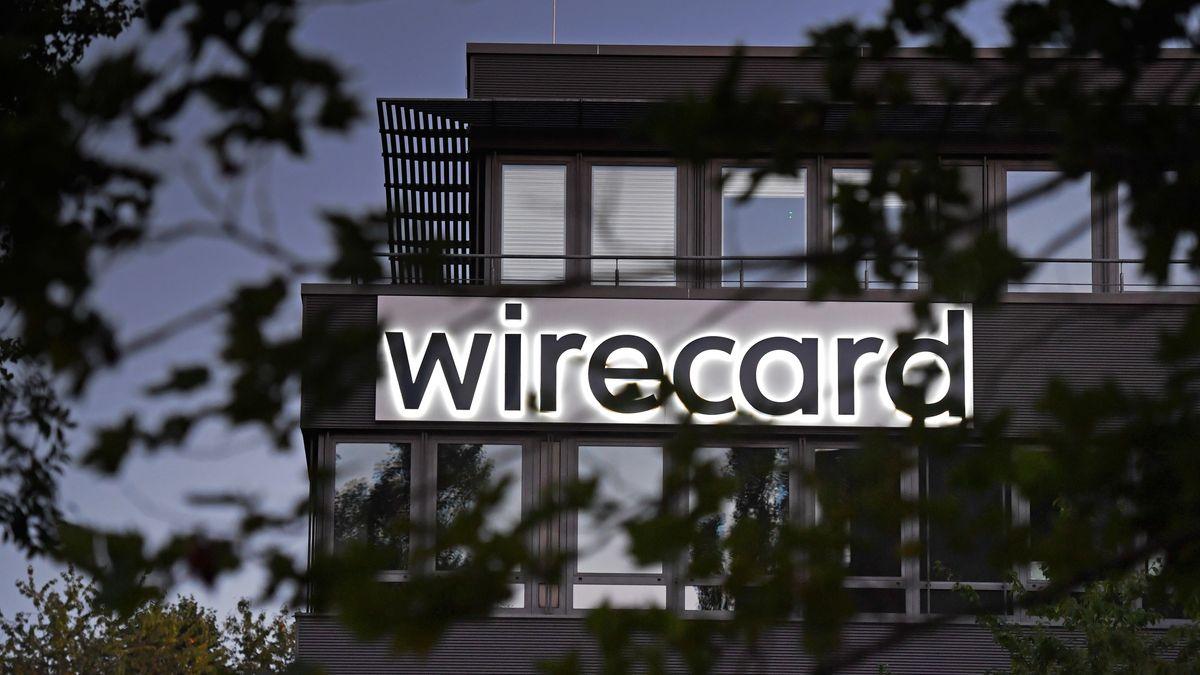 Logo von Wirecard