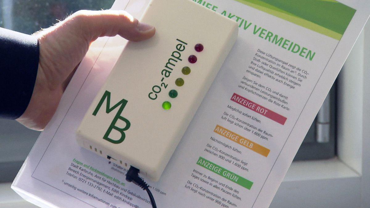 CO2-Ampeln