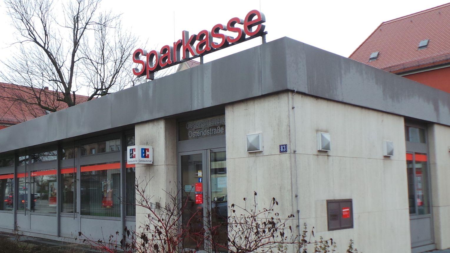 Sparkasse Filiale in Nürnberg