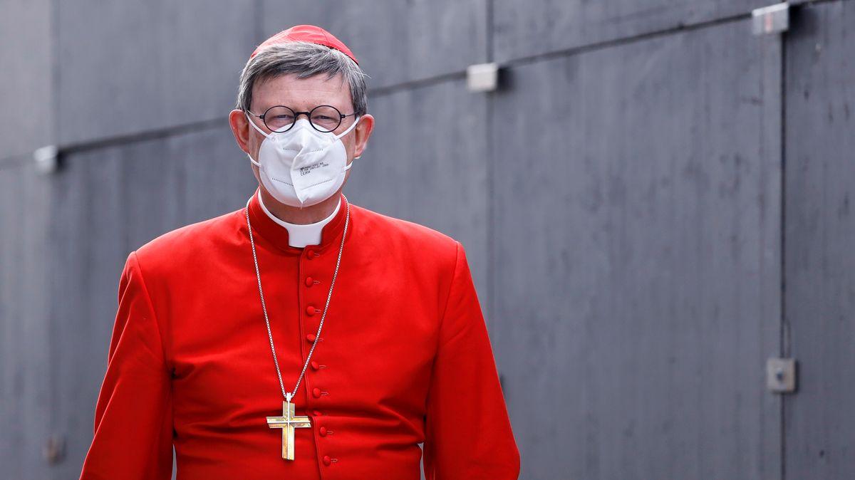 Für viele derzeit ein rotes Tuch: Der Kölner Erzbischof Rainer Maria Kardinal Woelki