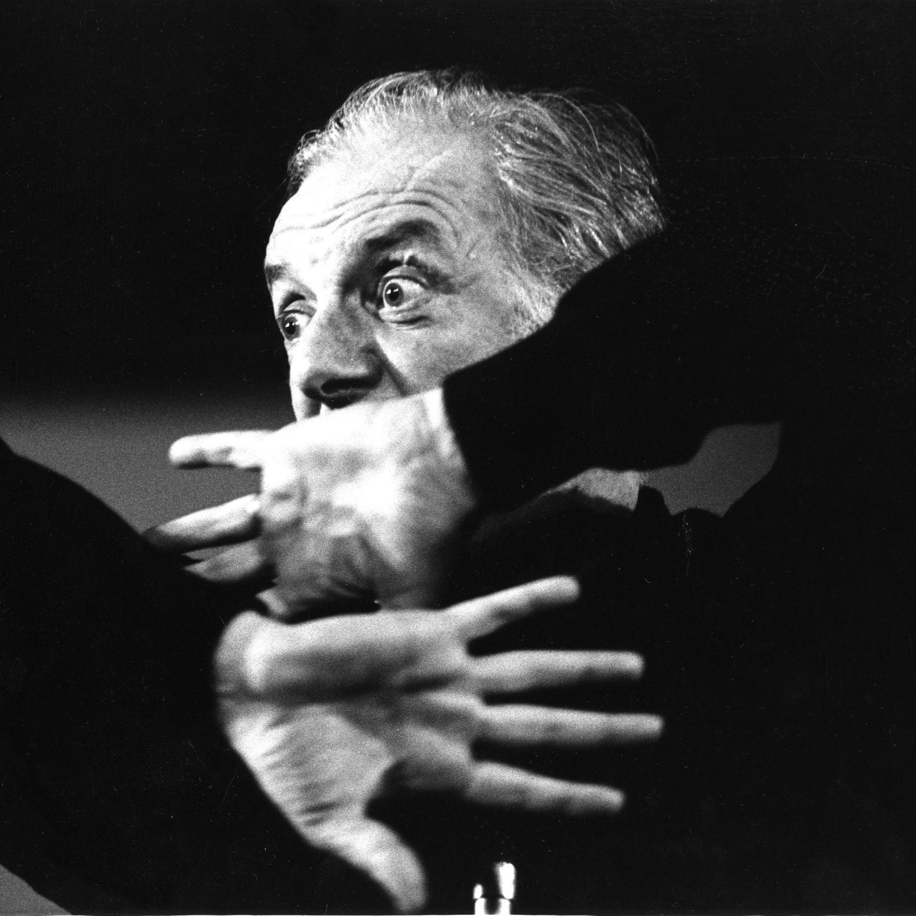 Dario Fo - der Harlekin im Welttheater