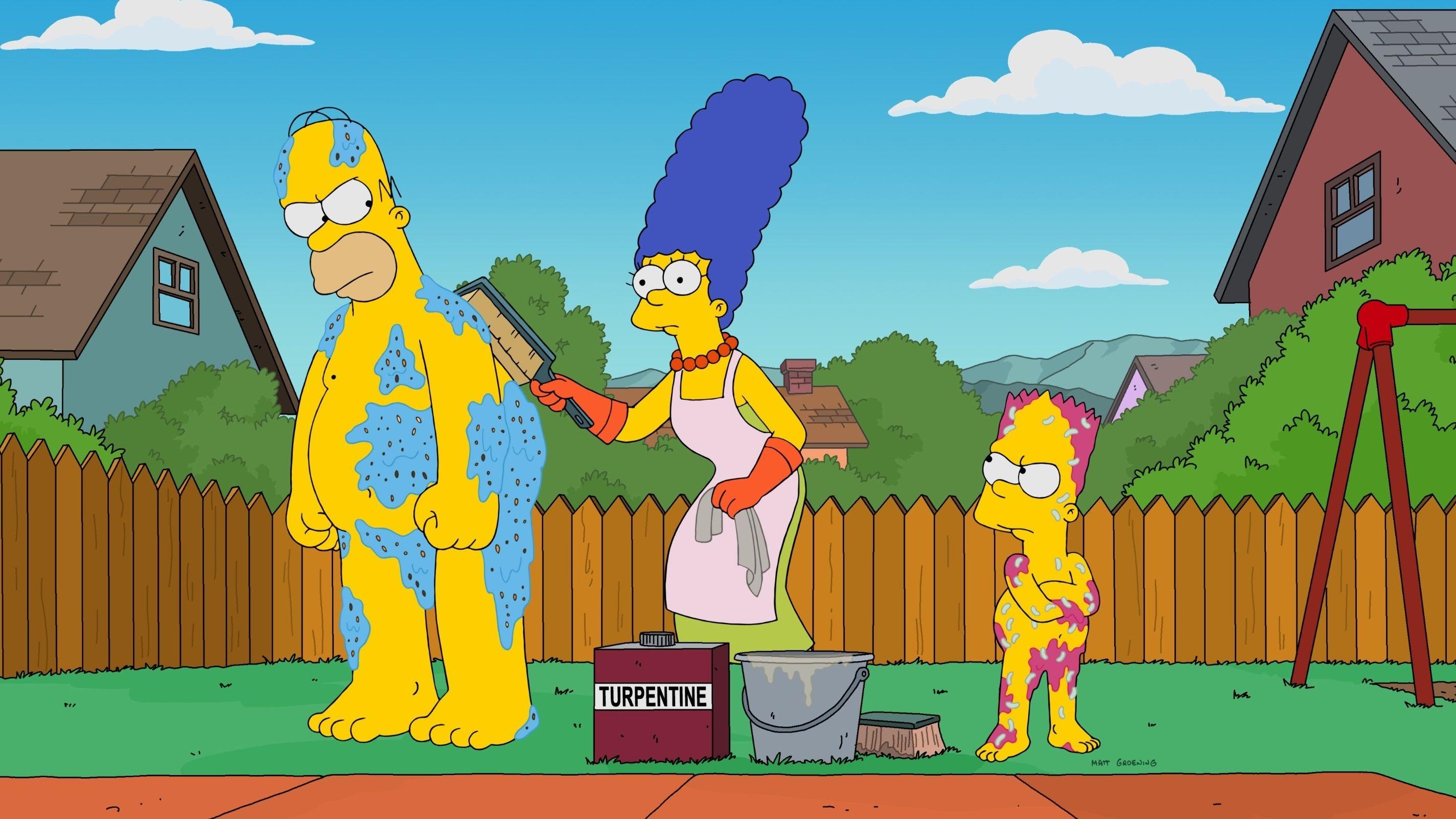Die Simpsons: Homer, Marge und Bart