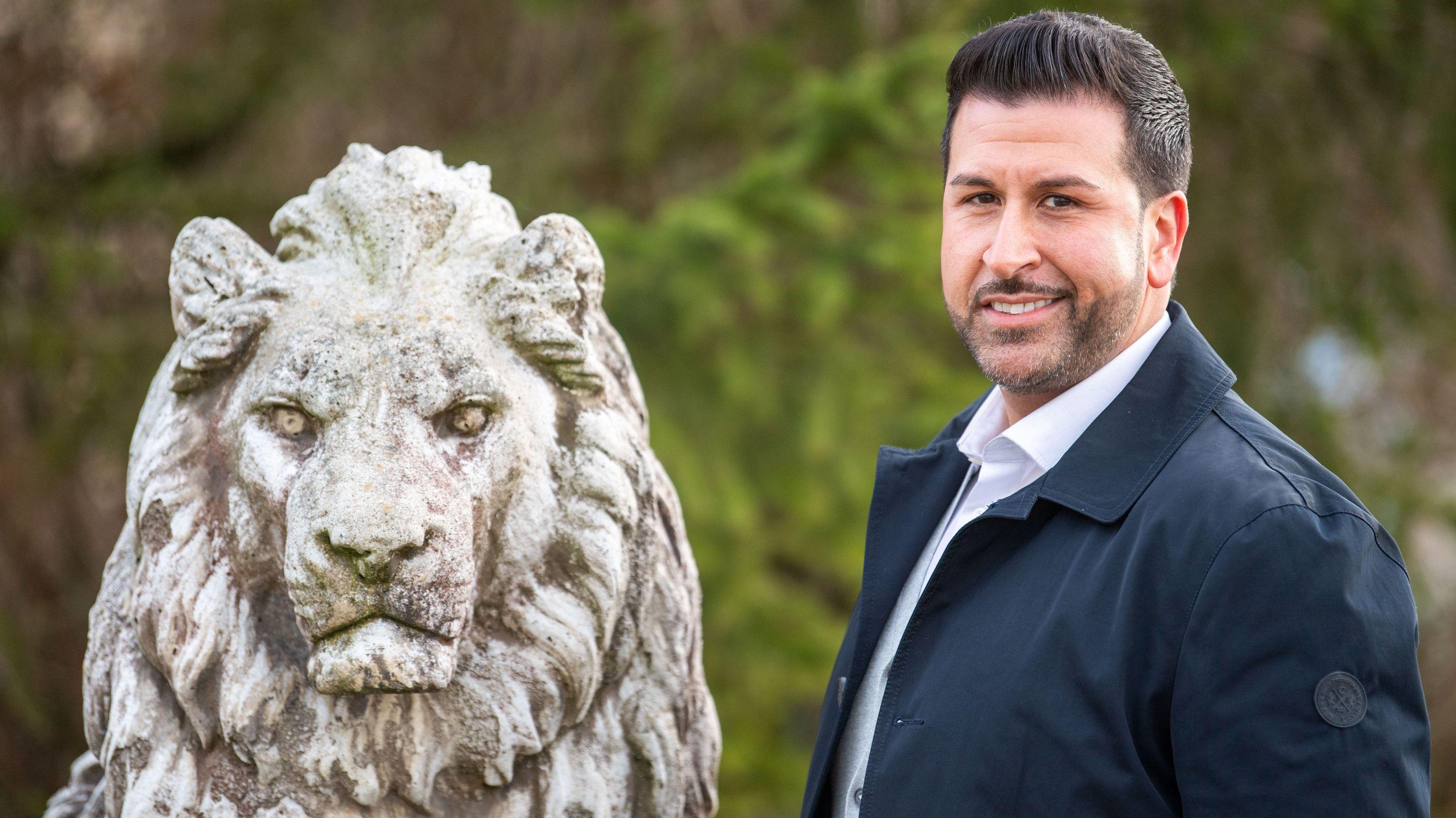 Ozan Iyibas, Bürgermeisterkandidat der CSU in Neufahrn