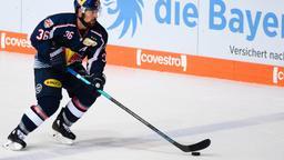 Yannic Seidenberg auf dem Eis | Bild:picture-alliance/dpa