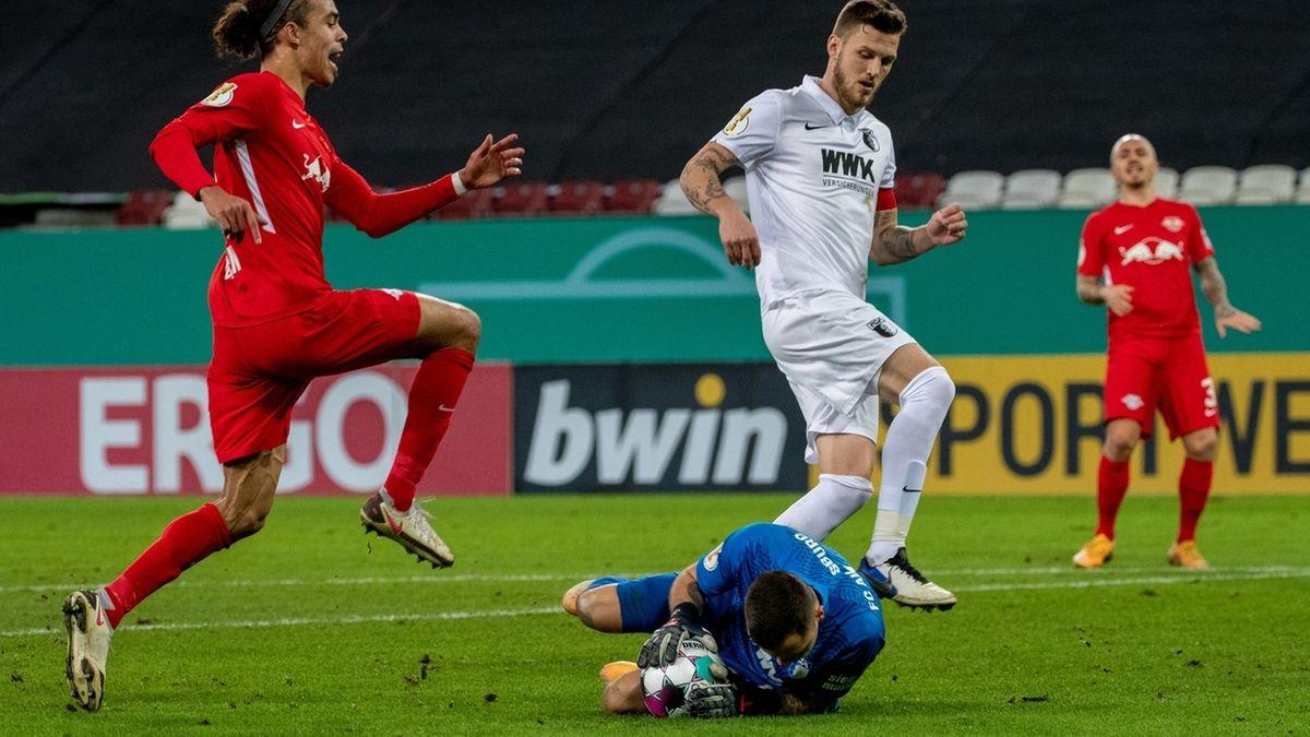 FC Augsburg - RB Leipzig