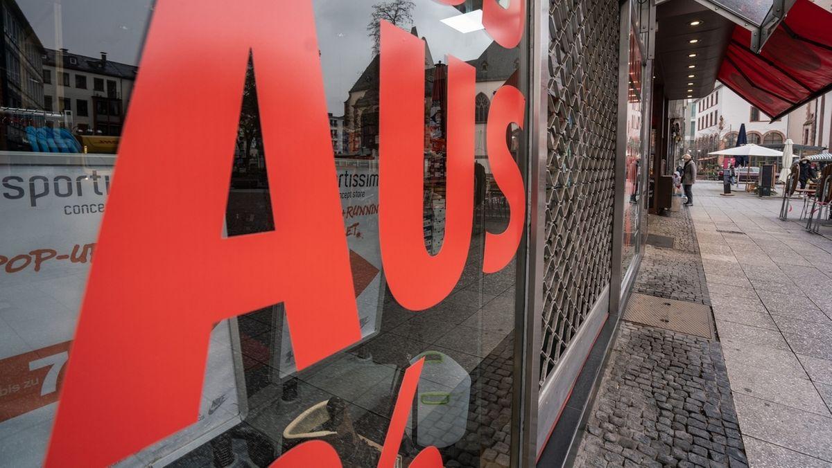 Viele Läden in Bayern können ihre Miete nicht mehr zahlen (Symbolbild)