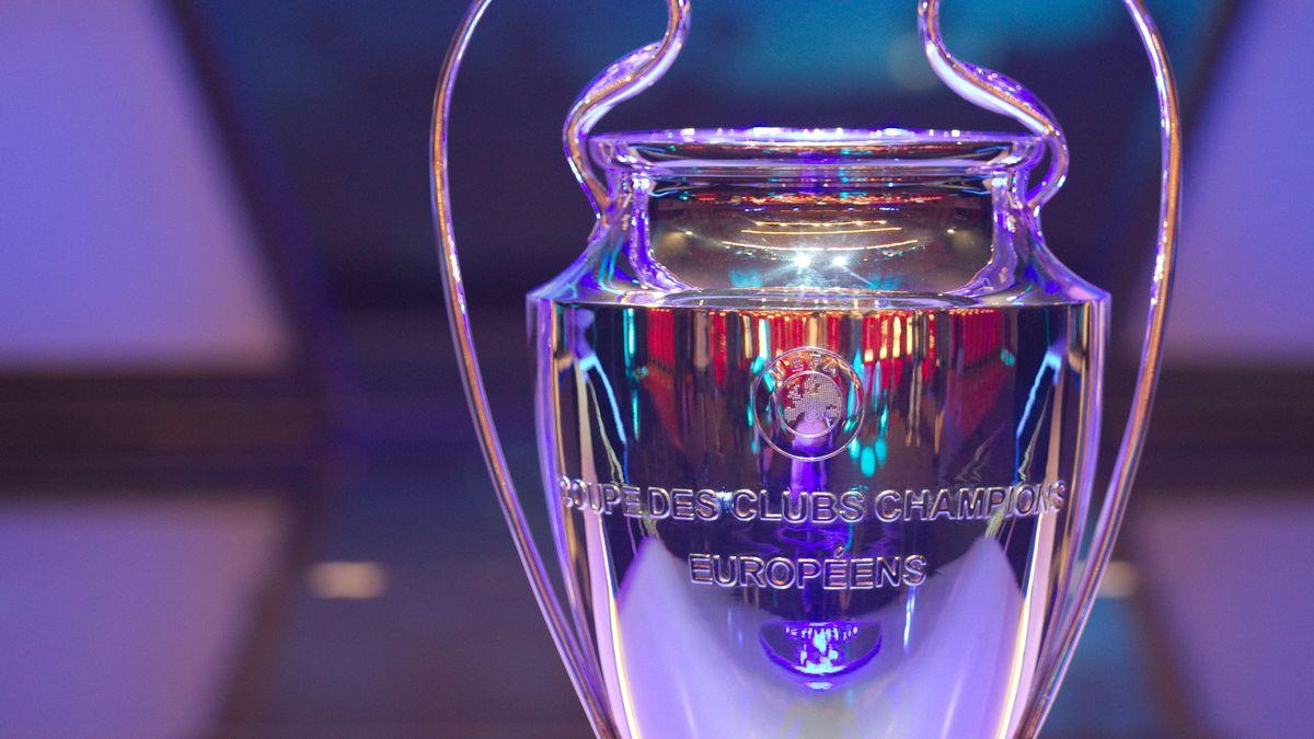 UEFA Champions League - der Pokal
