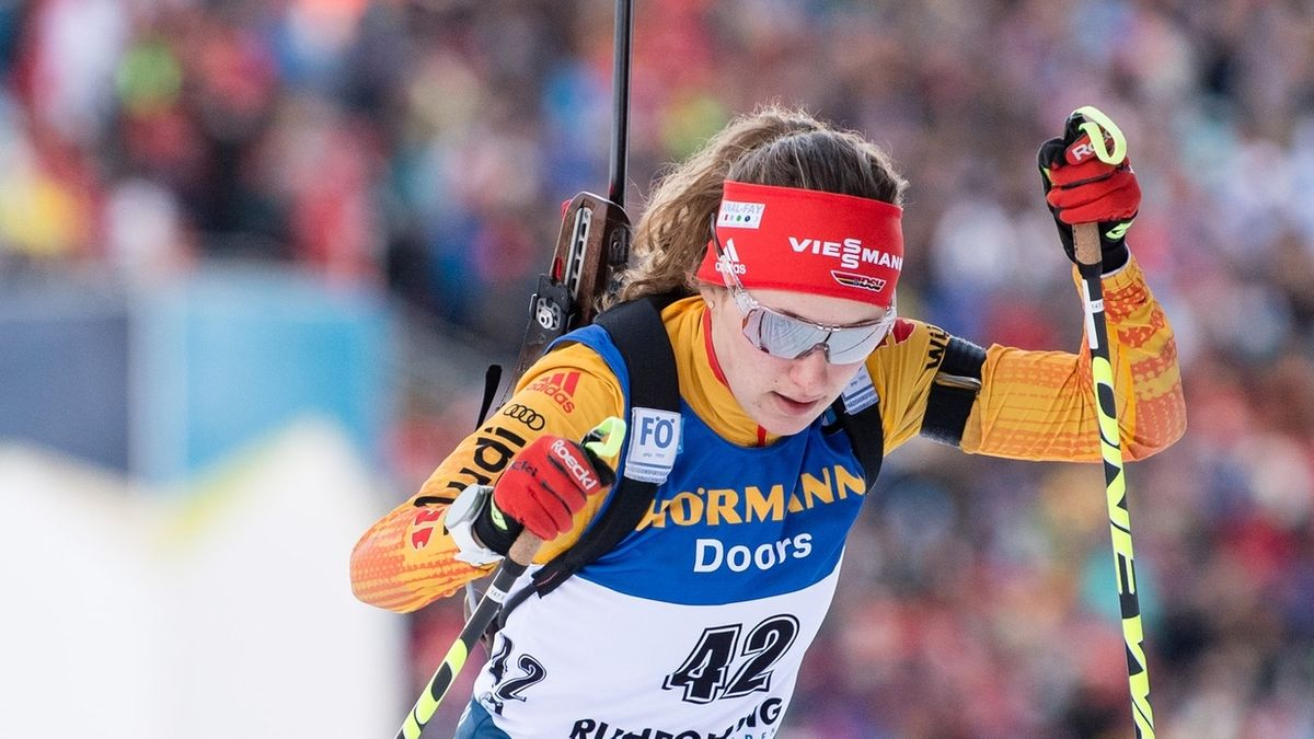 Biathlon Weltcup Ruhpolding - Sprint Frauen