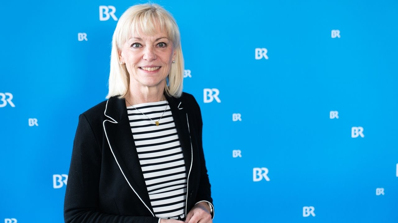 Carolina Trautner im BR