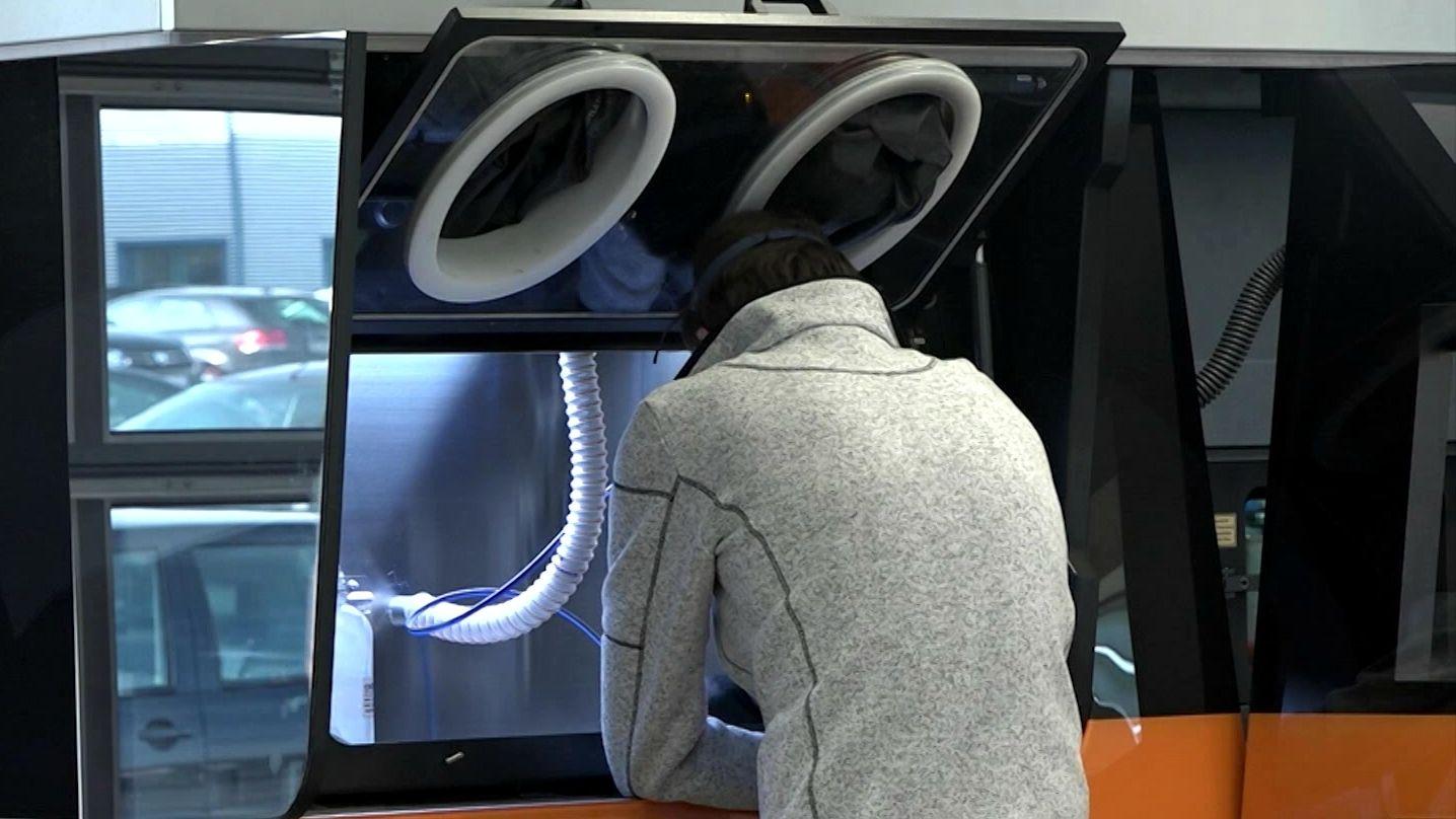 3D-Metalldrucker von Concept Laser