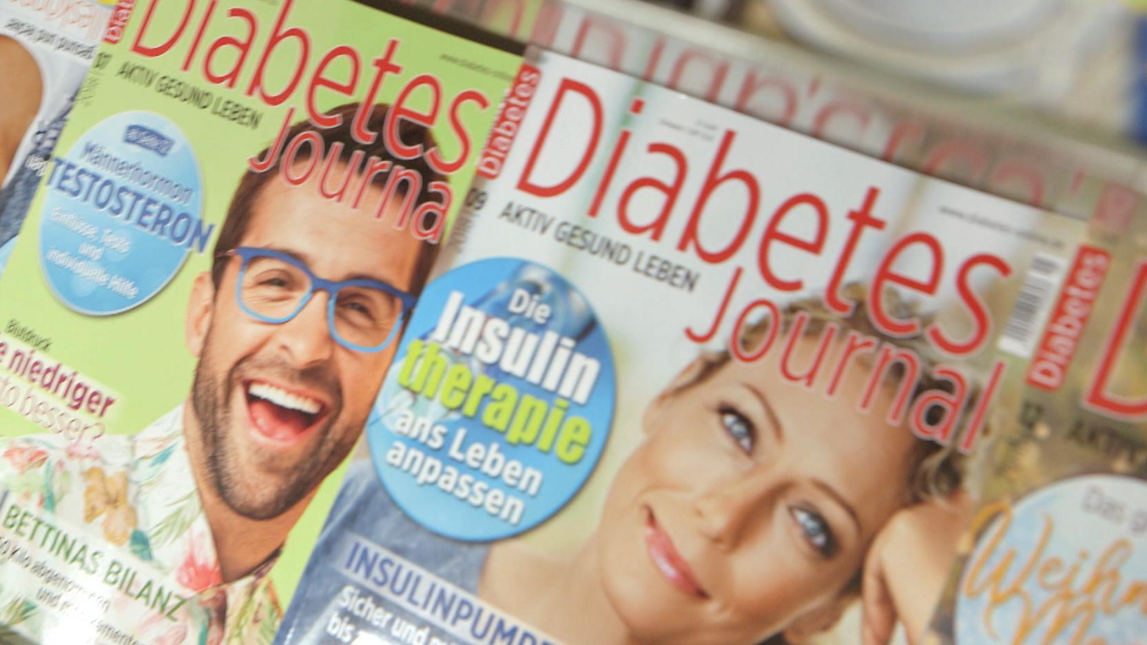 Cover des Diabetes-Journal