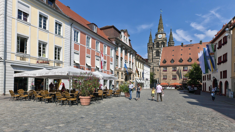 Ansbach feiert Altstadtfest