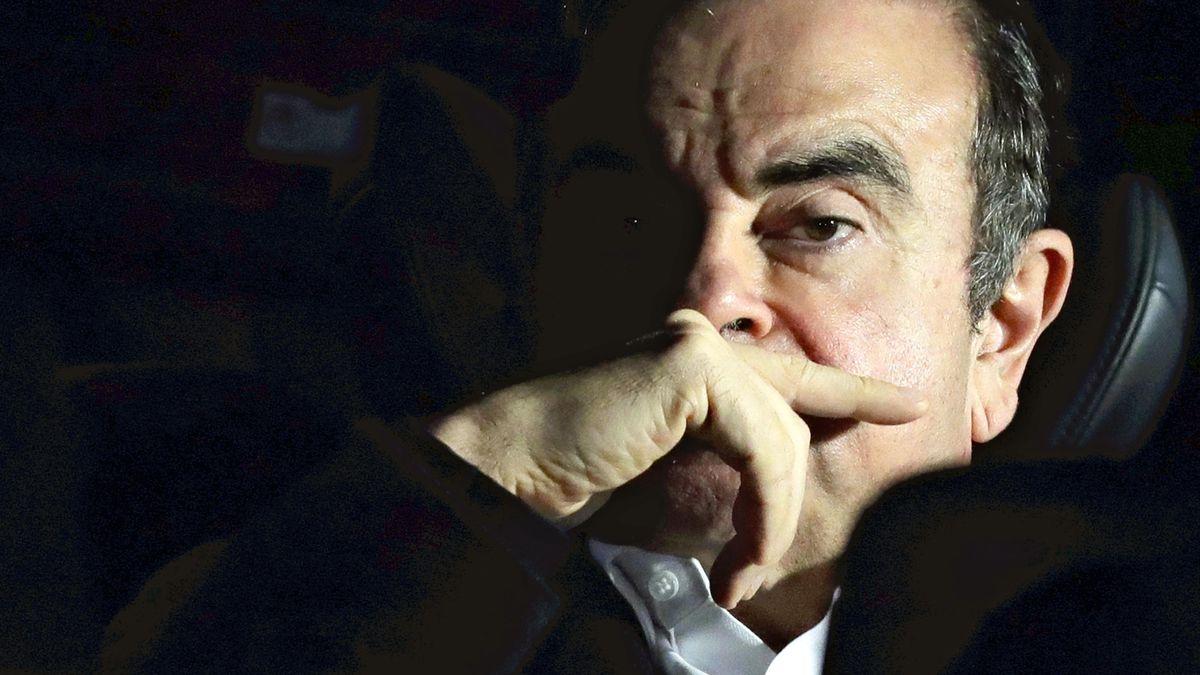 Ex-Autoboss Carlos Ghosn (Archivbild)