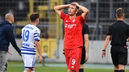 Enttäuschter FC-Bayern-Spieler