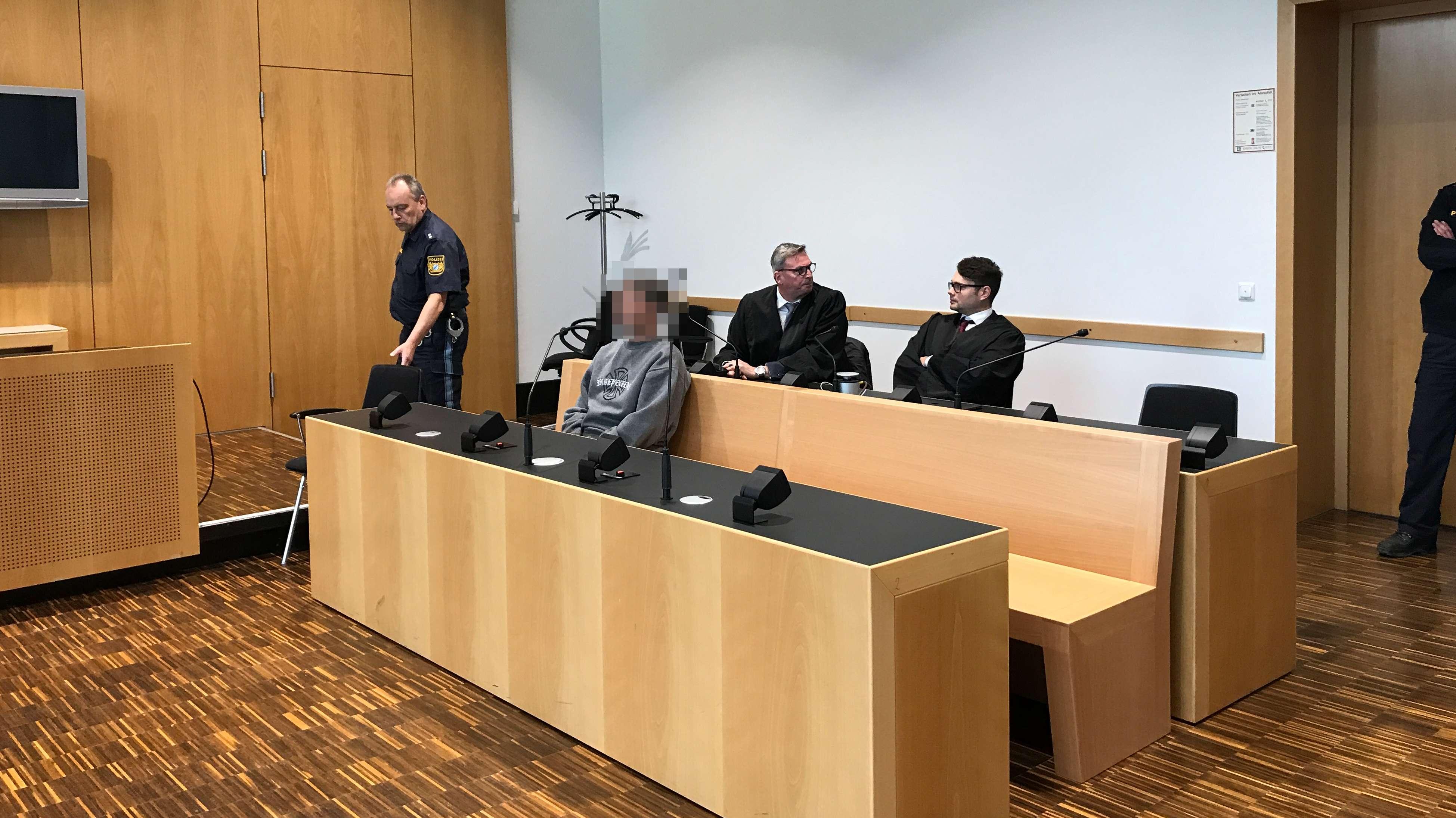 Urteil im Prostitutiertenmord-Prozess