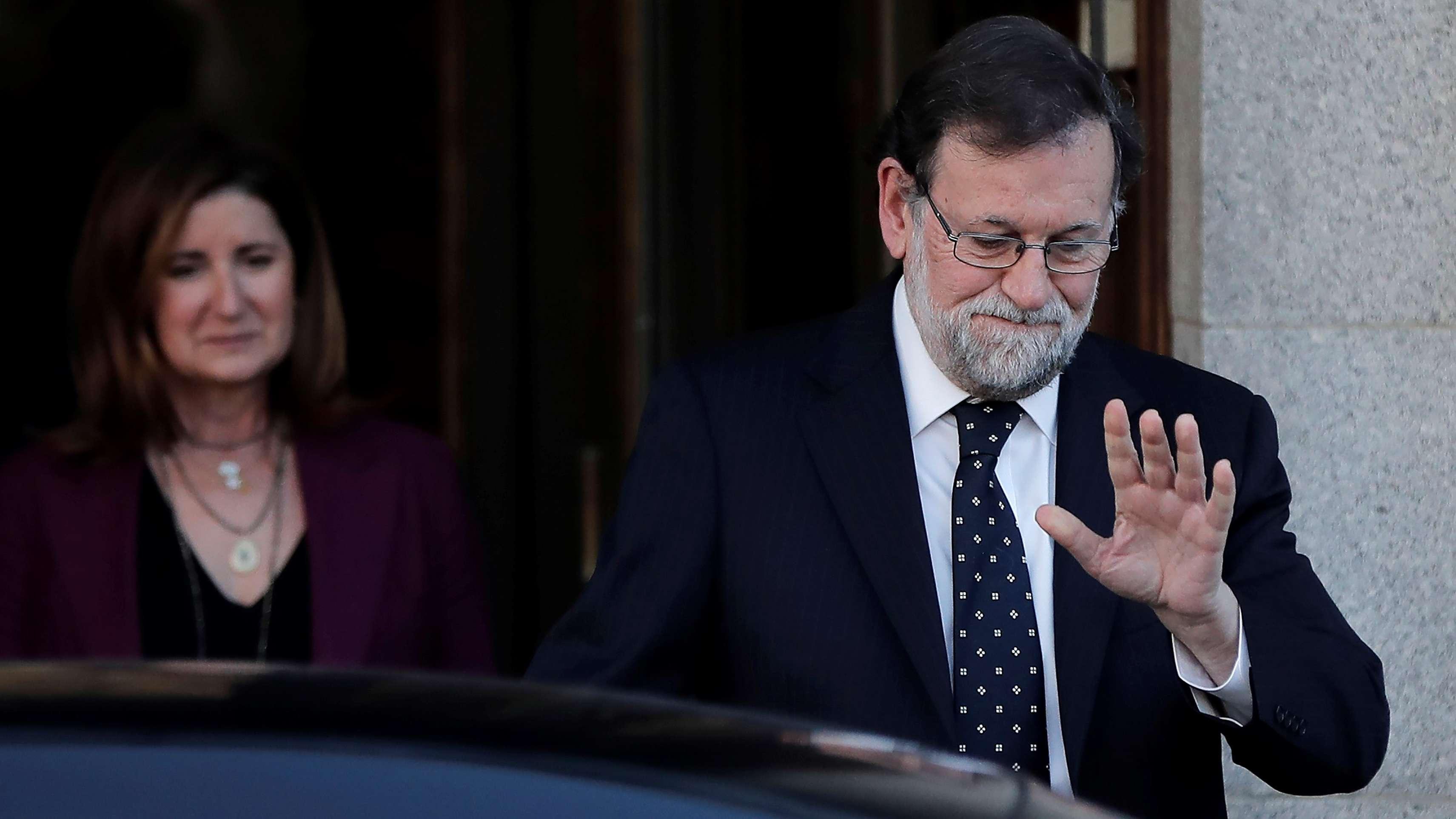Mariano Rajoy, Ex-Ministerpräsident Spaniens