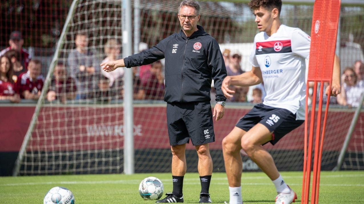 1. FC Nürnberg - Trainingsauftakt