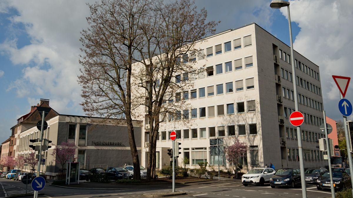 Landgericht in Aschaffenburg