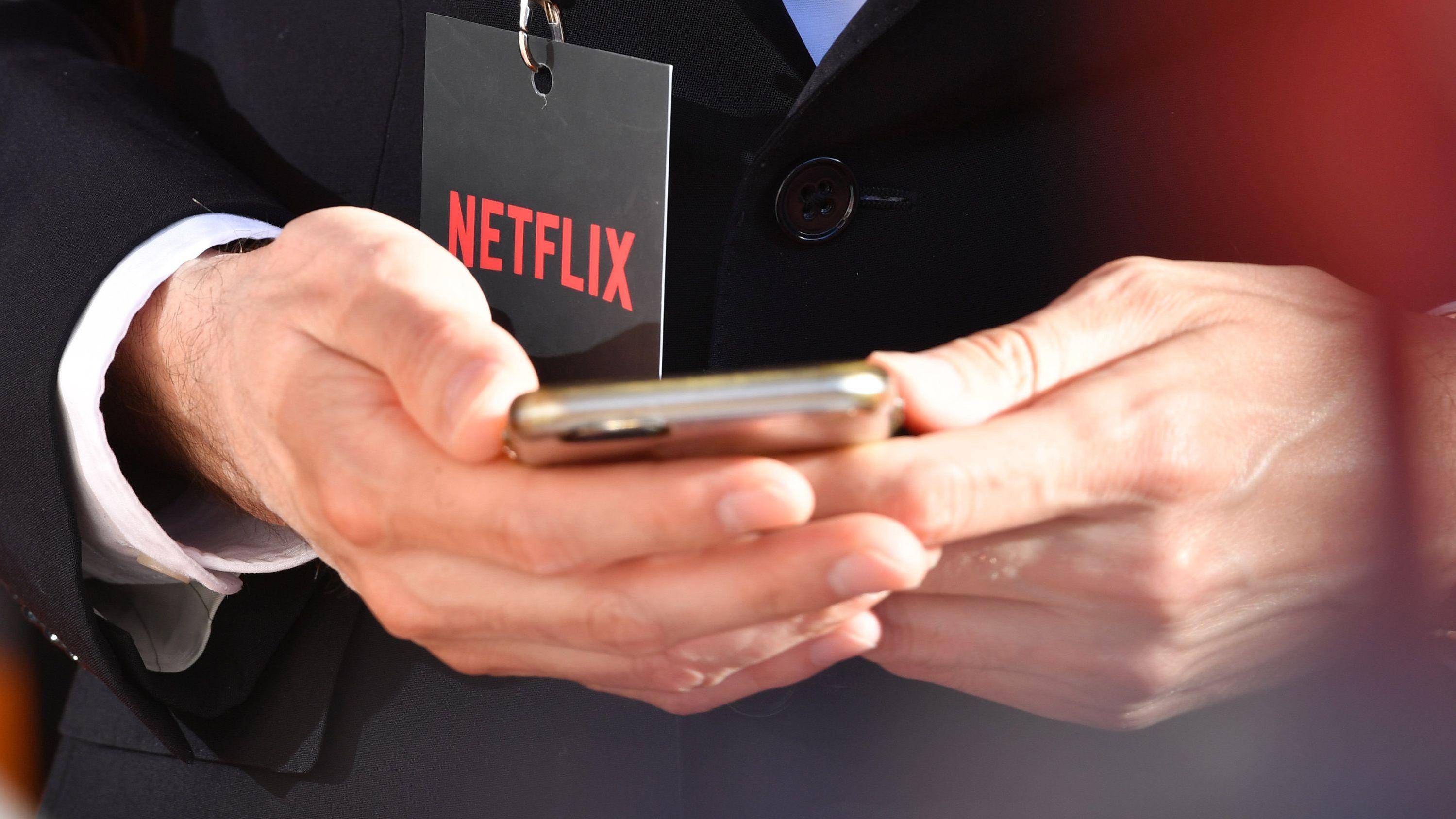 Die Netflix-Aktie verliert über zehn Prozent