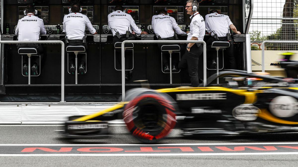 Formel-1-Ingenieure am Leitstand: Solche Fachkräfte sollen künftig auch in der Oberpfalz ausgebildet werden.