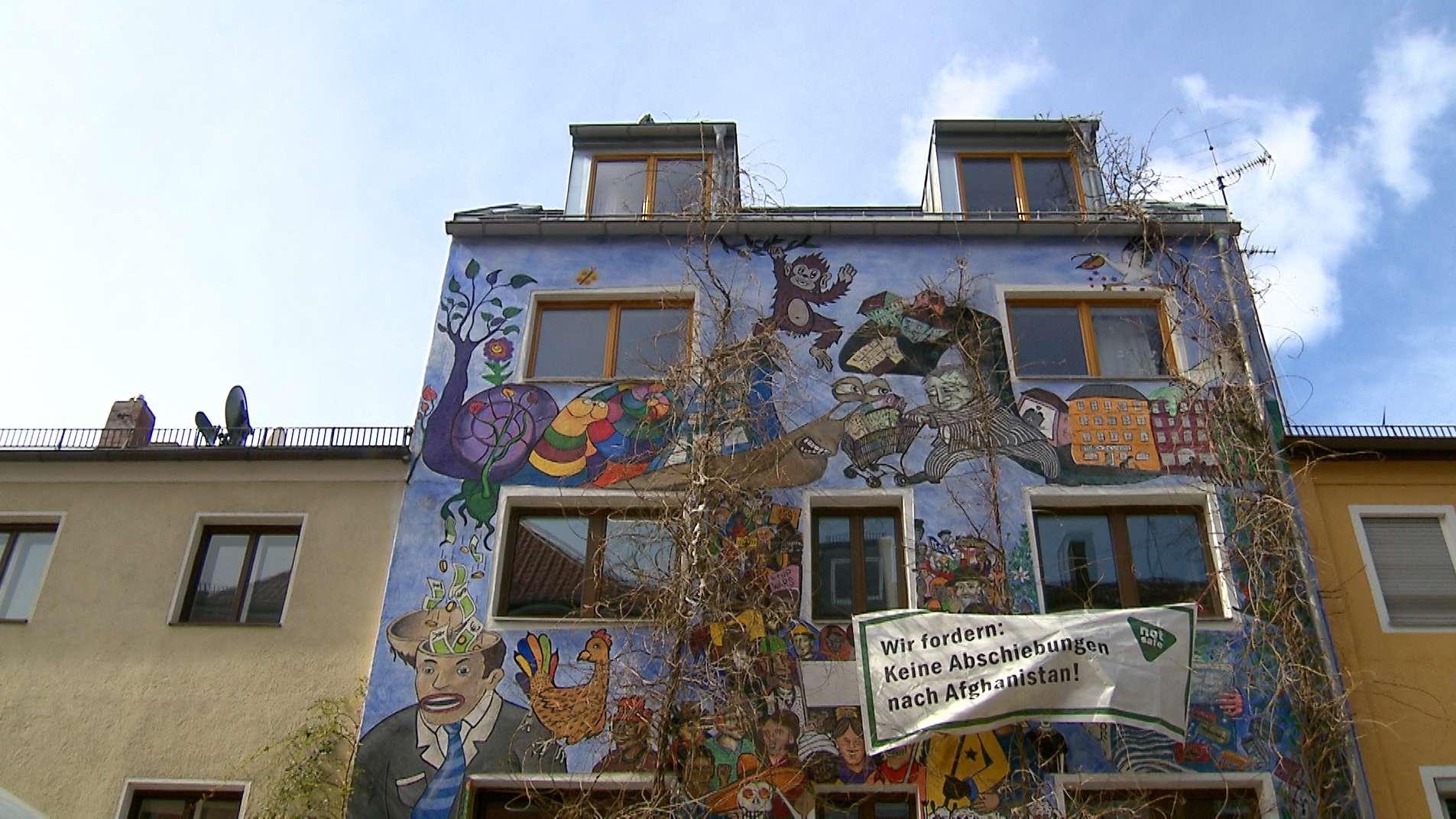Mietshaussyndakts-Projekt in München