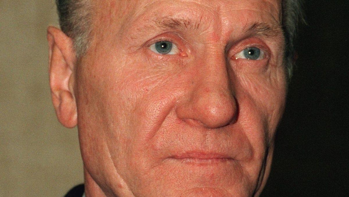 Porträt des verurteilten Mörders Horst David.