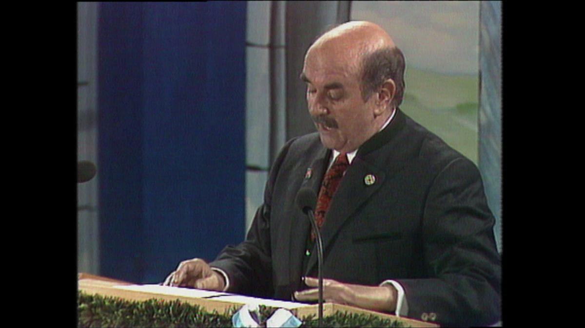 Walter Sedlmayr als Fastenprediger