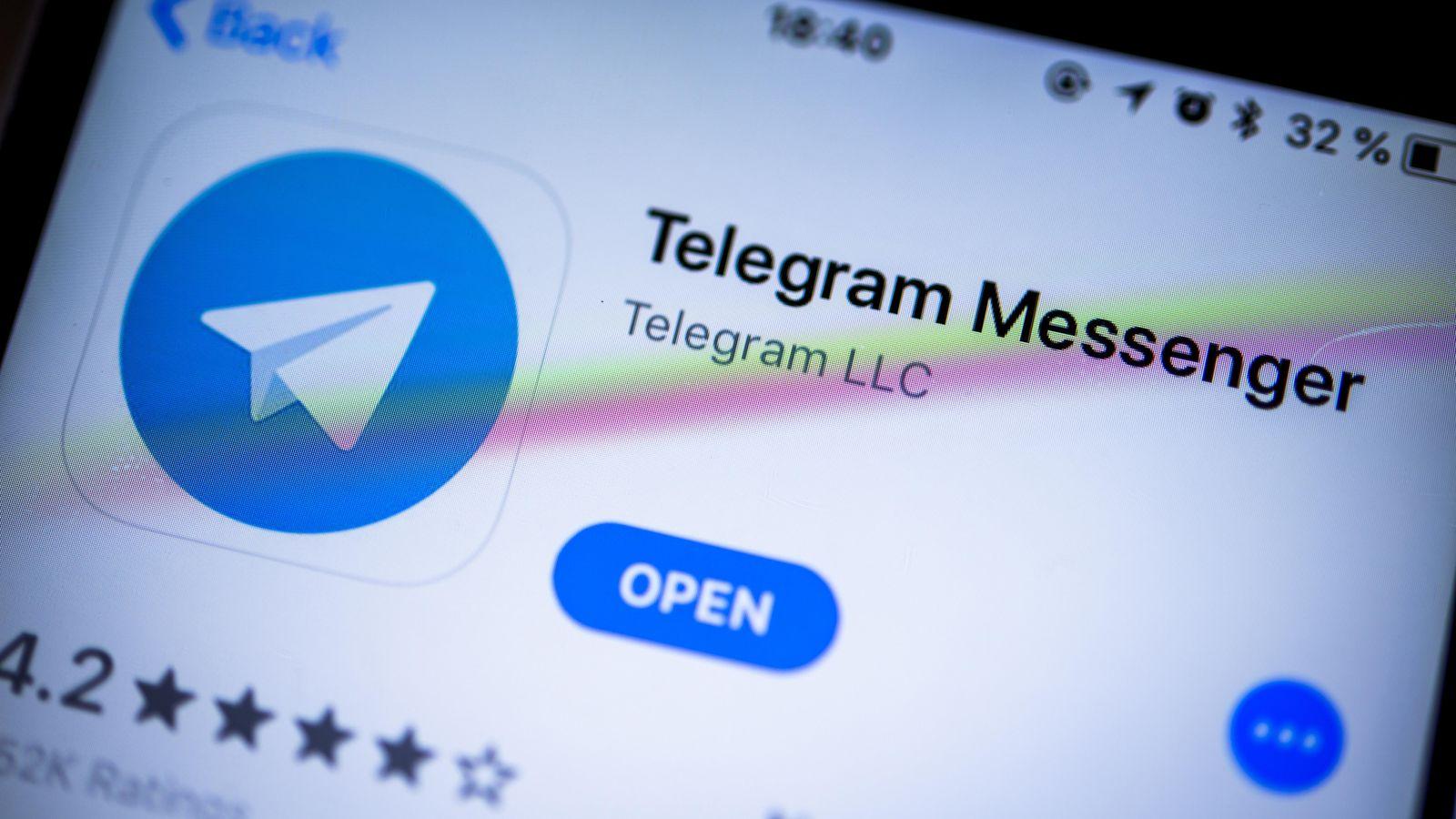 Messengerdienst Telegram: Das Netz der Abgehängten